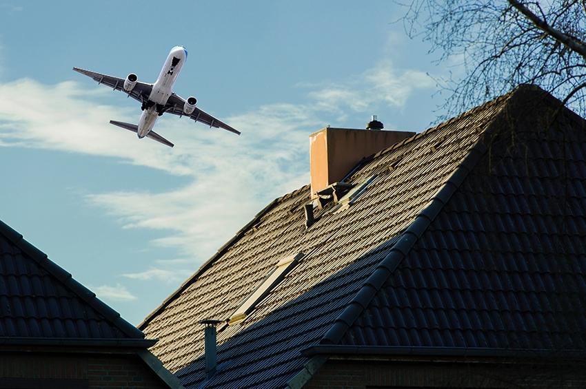 Nuisances aériennes : Un nouveau document immobilier qui fait du bruit !