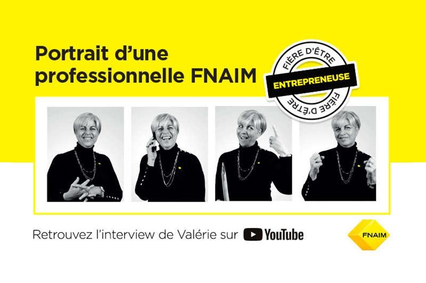 « Fier d'être entrepreneur ! », une nouvelle campagne lancée par la FNAIM pour valoriser ses adhérents