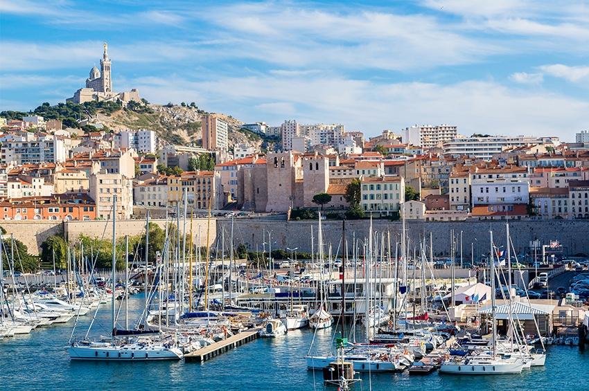L'immobilier à Marseille : seulement 7% d'augmentation depuis 2015 !