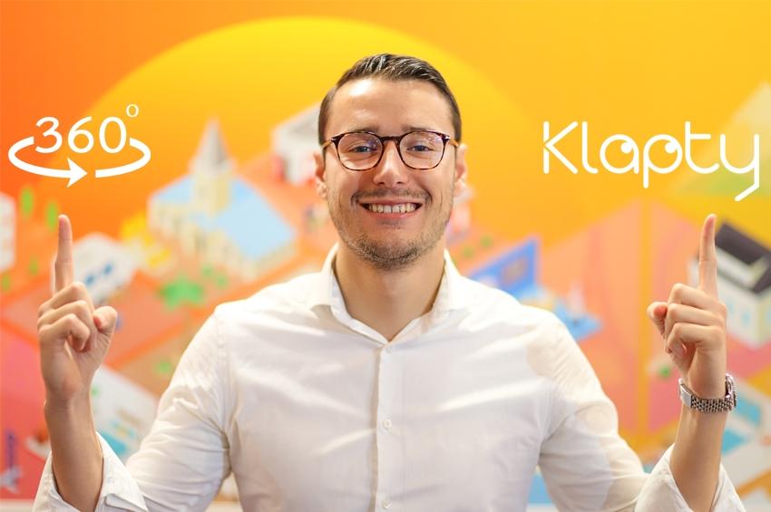 Klapty, un concept unique à utiliser pendant et après le covid