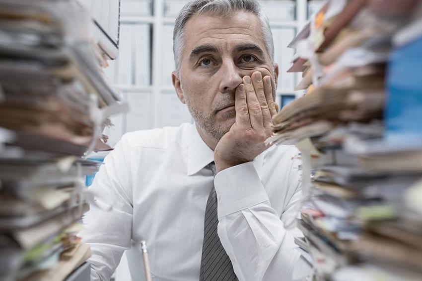 La paperasse, fléau des agences...peut-on l'éviter ?