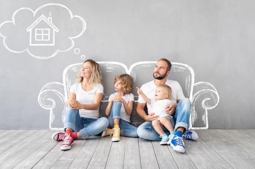 Année record ? En 2021, les Français n'ont jamais acheté autant de biens immobiliers depuis l'an 2000 !