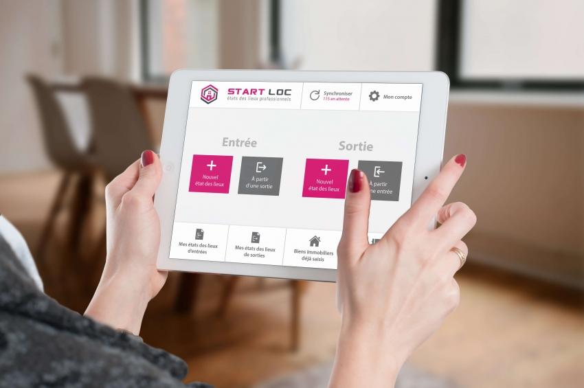 Startloc passe le cap des 50 000 états des lieux