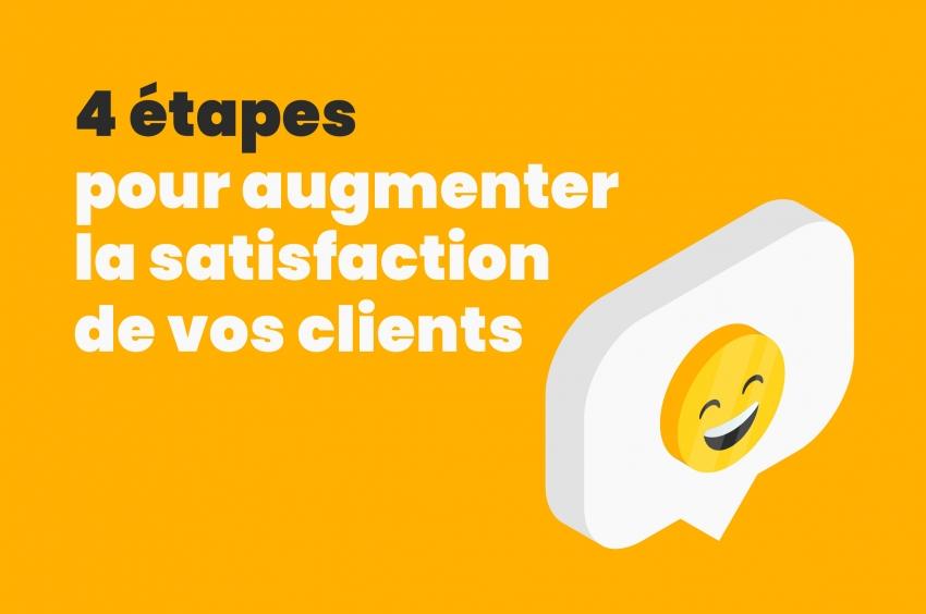 4 étapes pour augmenter la satisfaction de vos clients lors d'un état des lieux