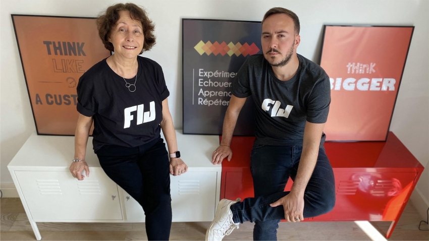 """""""Tous les voyants sont au vert !"""" - Interview de Julien Bernady, Co-fondateur de FIJ"""