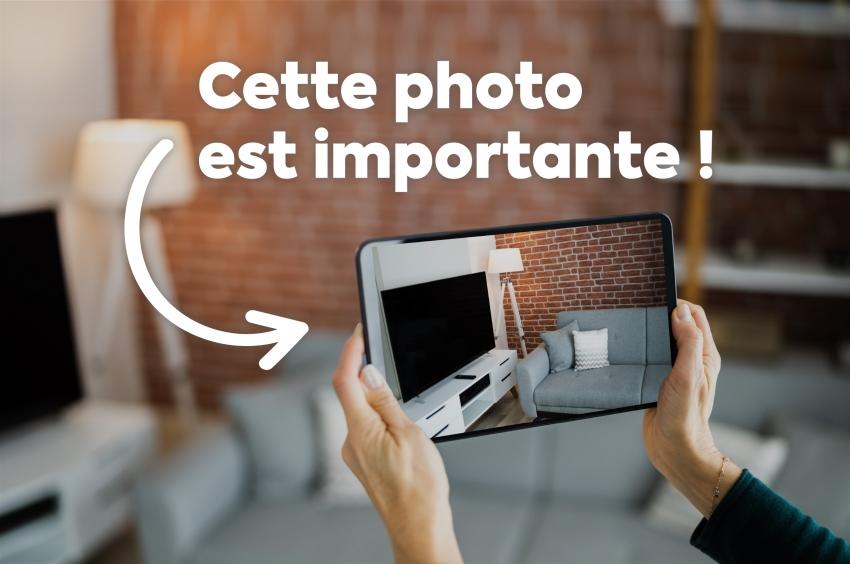 État des lieux numérique, l'importance des photos !