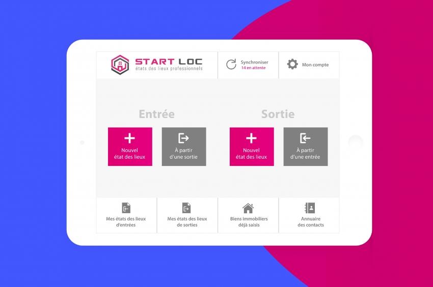 300 000 états des lieux numériques réalisés avec Startloc l'application n°1 en France
