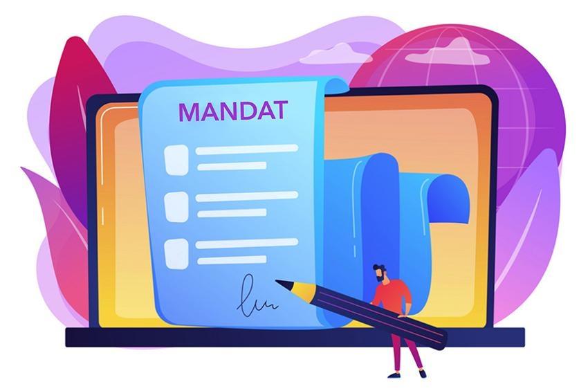 Accélérez la signature de vos mandats avec la signature électronique !