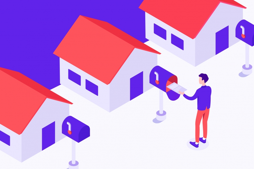 Fin du boîtage mailing dans l'immobilier ?